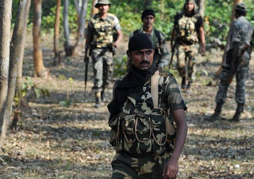 3 Naxals involved in Jiram valley massacre killed in C'garh