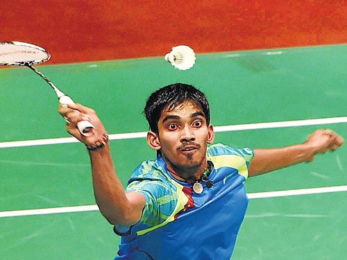 Srikanth, Kashyap, Sindhu in 2nd round after easy wins