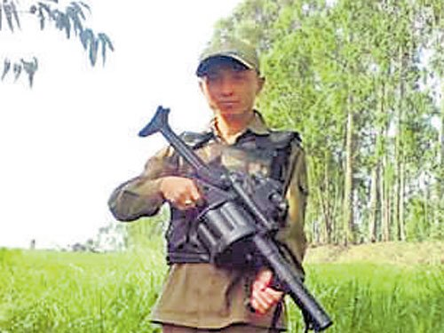 Kin of Manipur constable file missing plaint