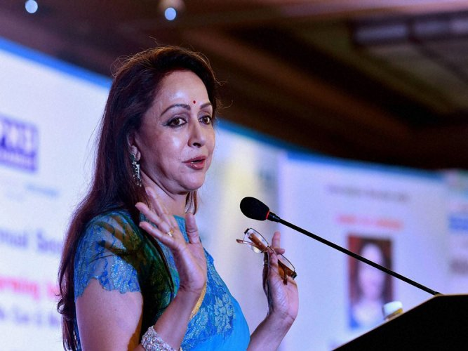 Hema Malini accused of 'land-grabbing' for dance school