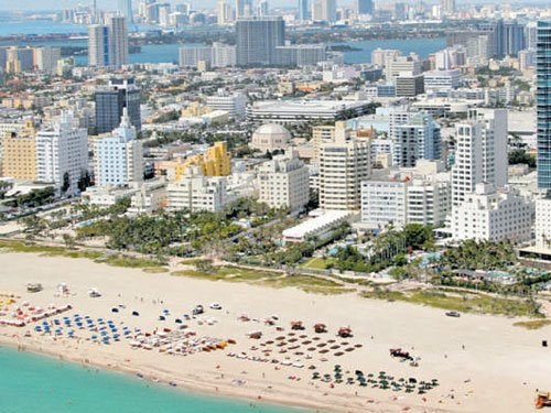 Miami beach tower planned