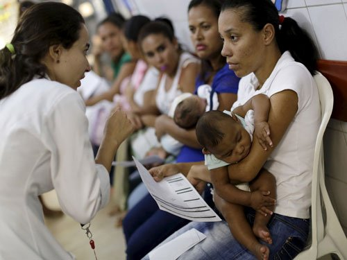 In Brazil, Zika virus linked to surge in rare condition