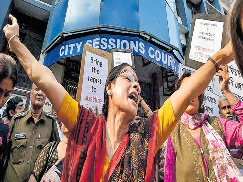 6 found guilty in Bengal gang-rape case, 2 acquitted