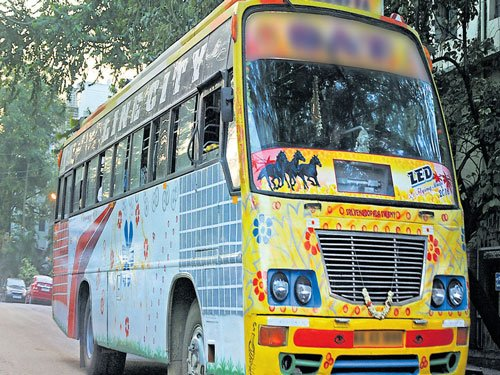 Private bus operators see ploy in ban