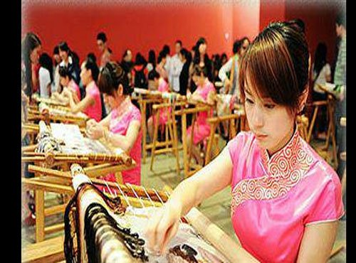 Anti-dumping duty imposed on Chinese mulberry silk