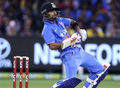 India defeat Australia in 2nd T20 by 27 runs, pocket series
