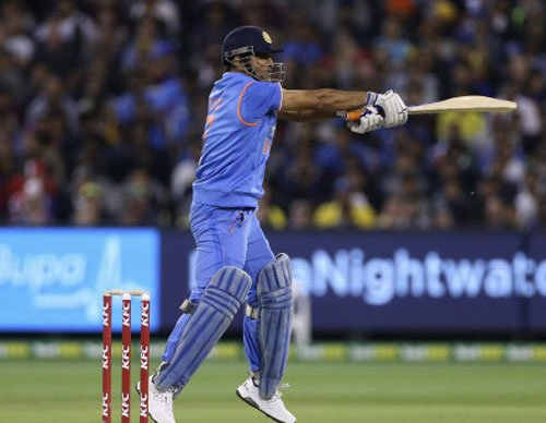 Dhoni lauds bowlers for remarkable T20 triumph