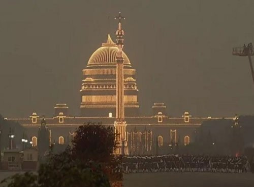 Musical potpourri as Beating Retreat concludes R-Day celebrations