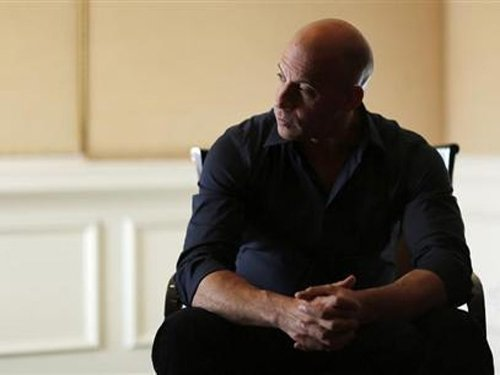 Vin Diesel can't wait to work with Deepika