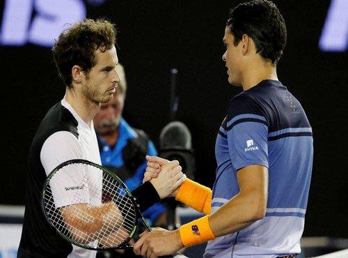 Murray beats Raonic to face Djokovic in final