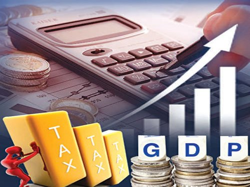 India grew only at 7.2 pc in 2014-15