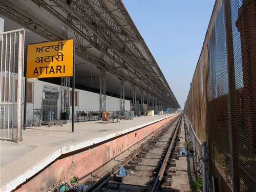 India-Pak pact on rail link extended for  three years