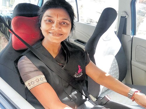 Now cabs driven by women for women