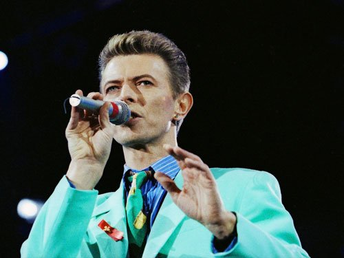 David Bowie wanted his ashes scattered in Bali