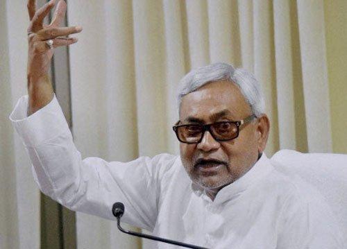 Nitish attacks Centre for 'ignoring' Bihar in Smart City list