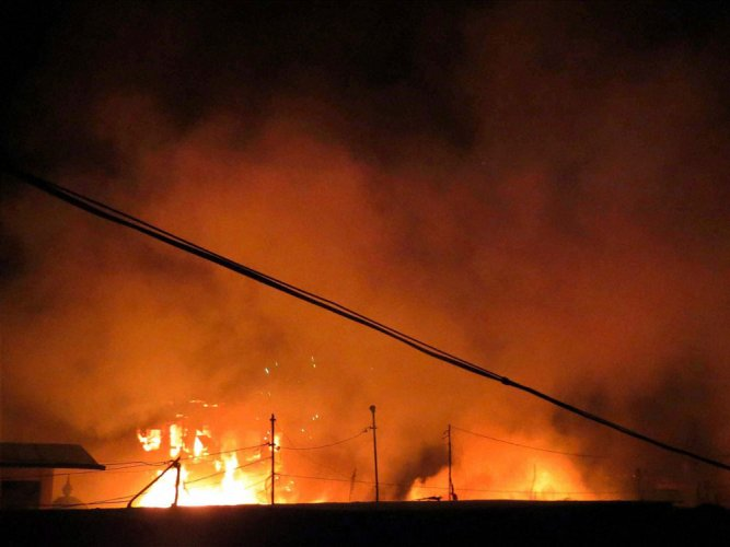 Fire breaks out at Paradip oil refinery