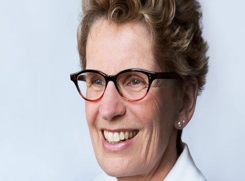No robe of honour for lesbian Canadian leader