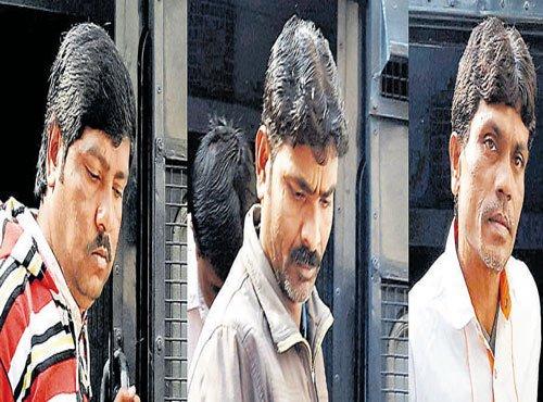 Three get death in Bengal gang-rape case