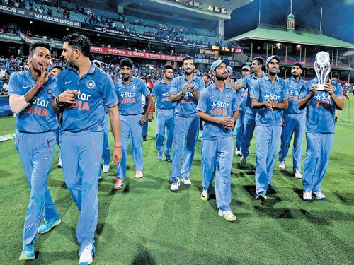 India make historic sweep