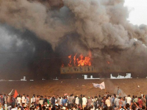 Police reinforcements sent to violence-hit East Godavari in AP