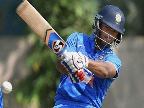 Rishabh blitzkrieg blows away Nepal; India complete hat-trick