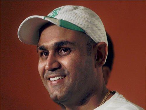 Sehwag joins Kings XI Punjab as mentor for IPL season 9