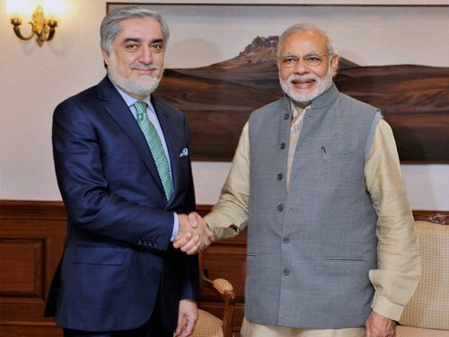 India, Afghanistan ink pact for visa-free travel by diplomats