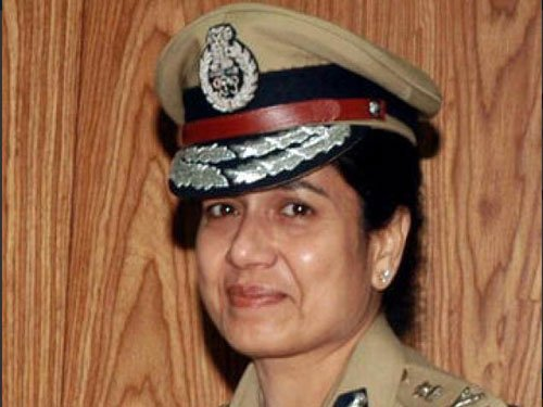 Ramasundram is new SSB DG; first woman to head paramilitary