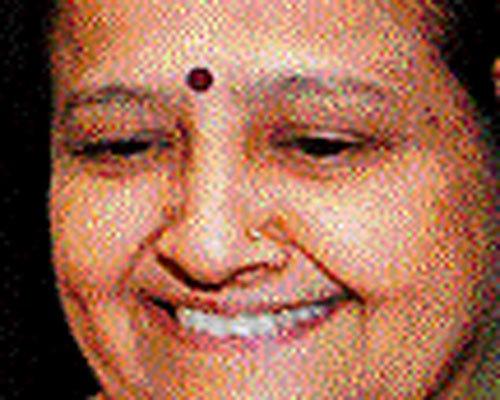 Kumble's mother Saroja passes away