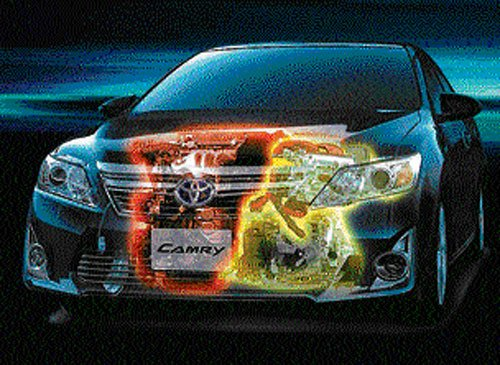 Companies to stress on hybrid vehicles at Auto Expo 2016