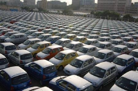 Car sales get a slow start