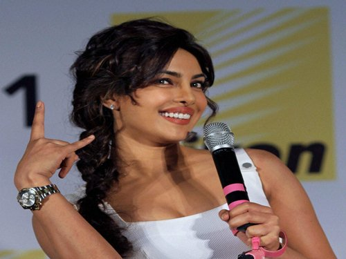 Priyanka Chopra to present at the Oscars