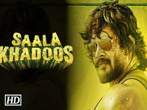 Mike Tyson wants to watch 'Saala Khadoos'