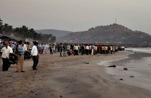 Murud tragedy: Youth saved classmate, but got drowned himself