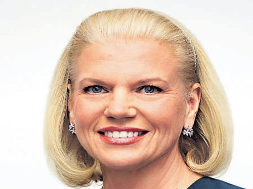 India will be hub of cognitive technology: IBM CEO