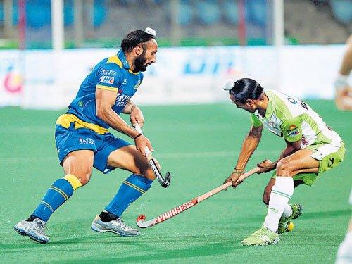 Punjab trounce Waveriders