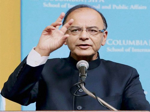 India's economy on much higher, stabler footing: Jaitley