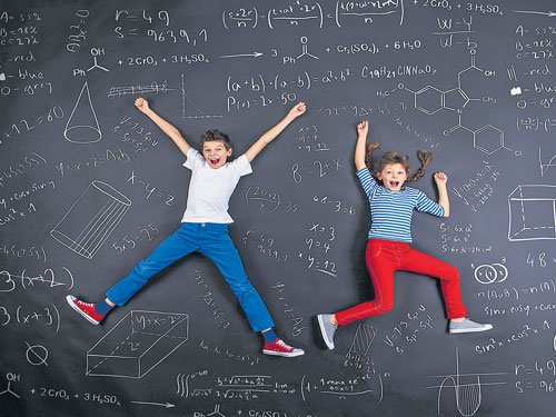 Learning to enjoy mathematics