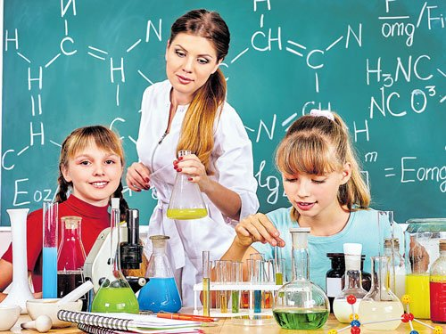 Labs for the young learners
