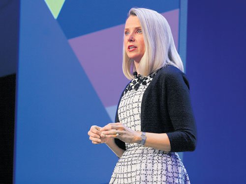 Yahoo getting smaller,  to shed staff