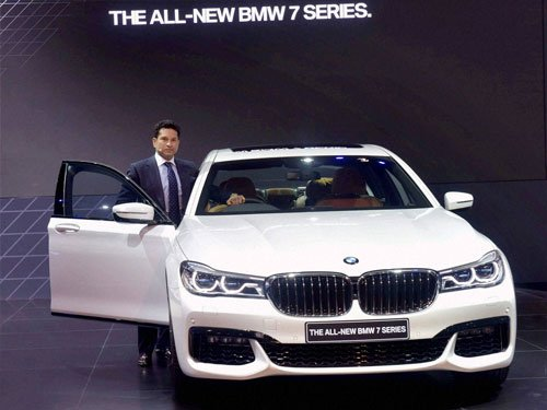 Auto expo hits the throttle  with 51 launches