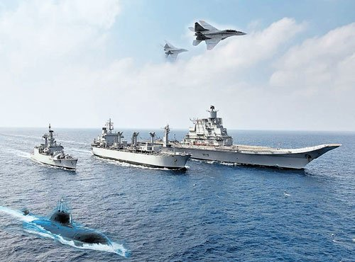 51 countries ready for fleet review in Vizag