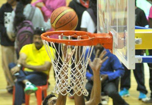Basketball derecognised
