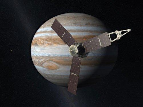 NASA's Juno spacecraft one move closer to Jupiter arrival