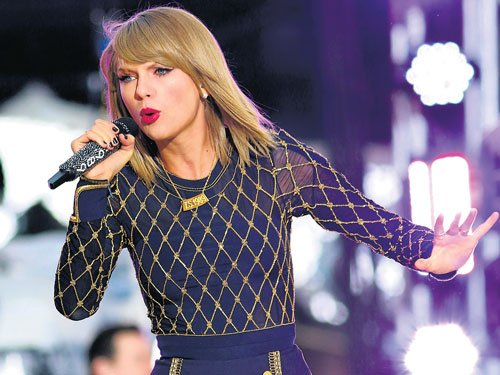 Taylor Swift to launch mobile game