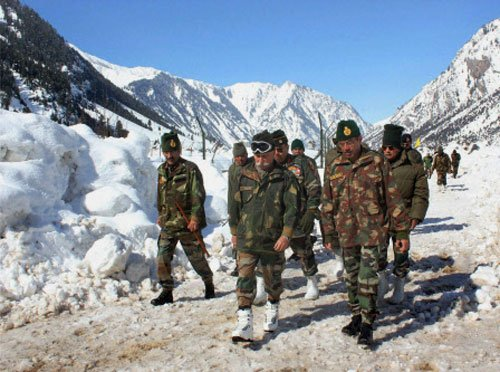 10 soldiers hit by avalanche confirmed dead