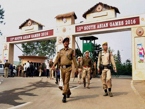 All venue in Shillong now 'Games-ready'
