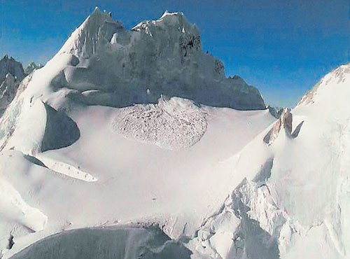 10 Armymen confirmed dead in Siachen avalanche