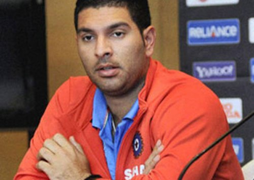 More cricketers join Yuvraj's cancer campaign