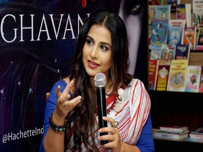 No one made irresponsible comments: Vidya on intolerance debate